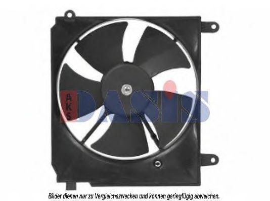 Вентилятор, охлаждение двигателя AKS DASIS 518007N