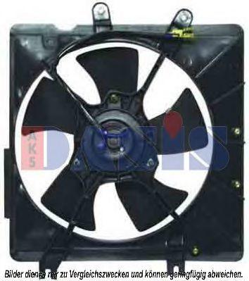 Вентилятор, охлаждение двигателя AKS DASIS 518010N