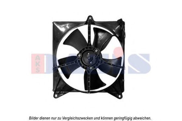 Вентилятор, охлаждение двигателя AKS DASIS 518019N