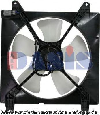 Вентилятор, охлаждение двигателя AKS DASIS 518020N
