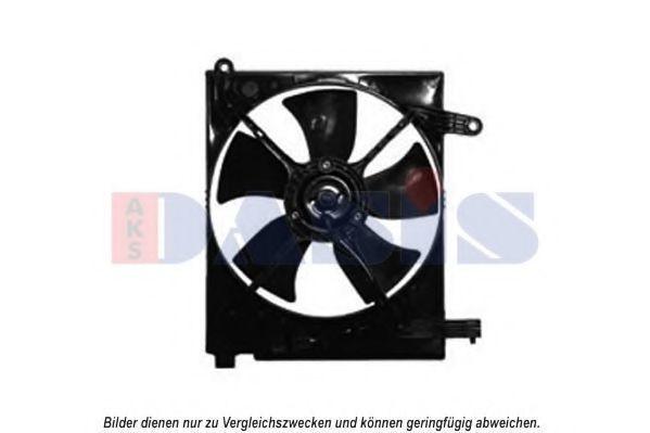 Вентилятор, охлаждение двигателя AKS DASIS 518023N