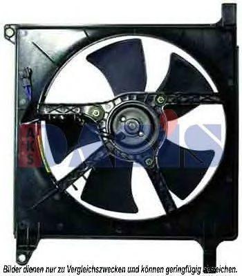 Вентилятор, охлаждение двигателя AKS DASIS 518025N