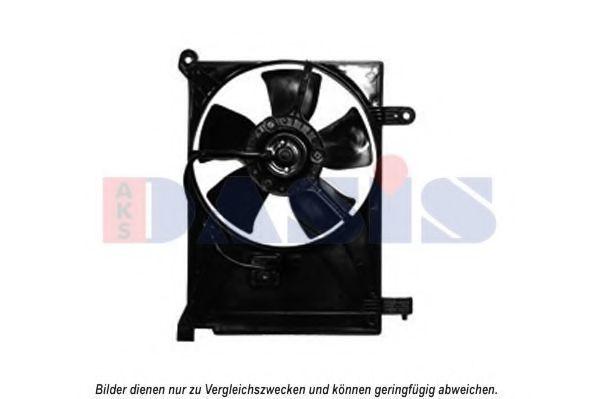 Вентилятор, охлаждение двигателя AKS DASIS 518026N