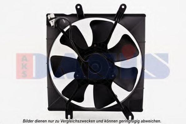 Вентилятор, охлаждение двигателя AKS DASIS 518028N