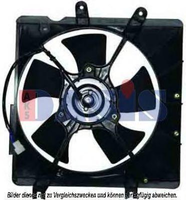 Вентилятор, охлаждение двигателя AKS DASIS 518030N