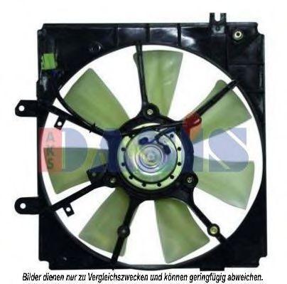 Вентилятор, охлаждение двигателя AKS DASIS 518031N