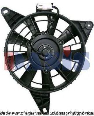 Вентилятор, охлаждение двигателя AKS DASIS 518038N