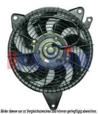 Вентилятор, конденсатор кондиционера AKS DASIS 518042N