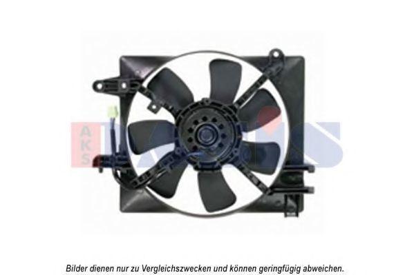 Вентилятор, охлаждение двигателя AKS DASIS 528008N