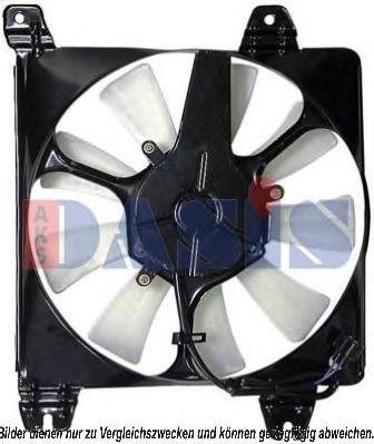 Вентилятор, охлаждение двигателя AKS DASIS 528043N