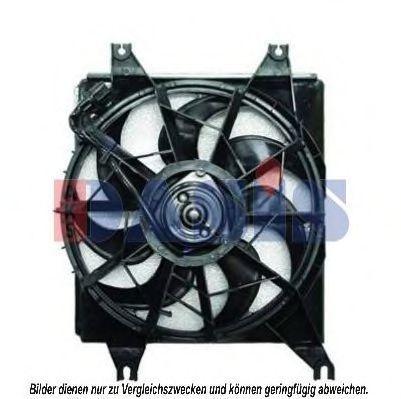 Вентилятор, охлаждение двигателя AKS DASIS 568009N