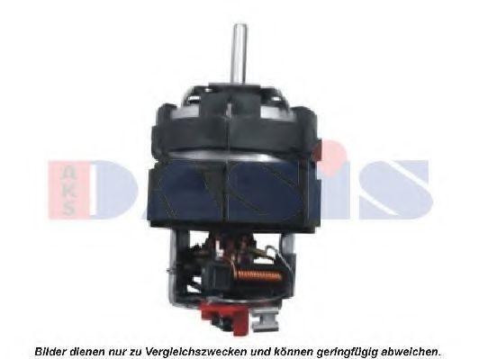 Вентилятор салона AKS DASIS 740937N