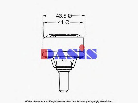 Термостат, охлаждающая жидкость AKS DASIS 751783N