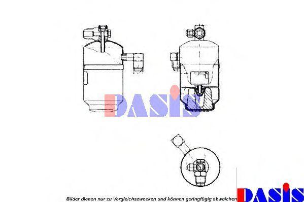 Осушитель, кондиционер AKS DASIS 800190N