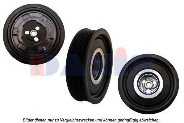 Электромагнитное сцепление, компрессор AKS DASIS 852443N
