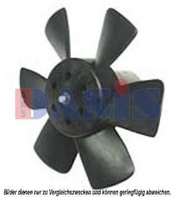 Вентилятор, охлаждение двигателя AKS DASIS 048076N