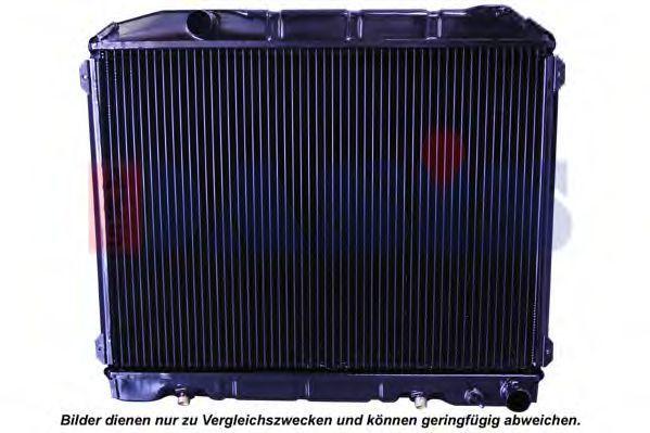Радиатор, охлаждение двигателя AKS DASIS 120111N