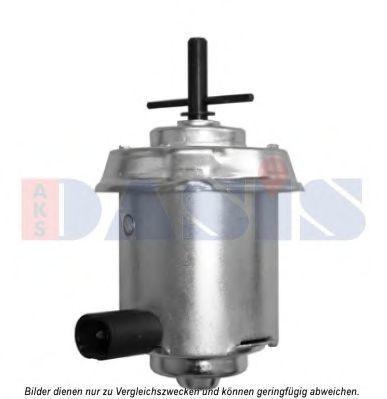 Электродвигатель, вентилятор радиатора AKS DASIS 188026N