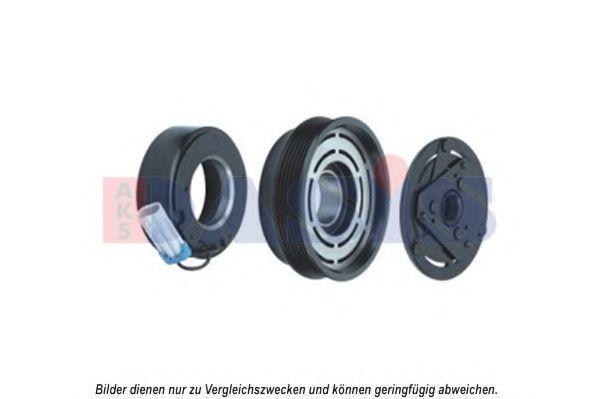 Электромагнитное сцепление, компрессор AKS DASIS 855016N