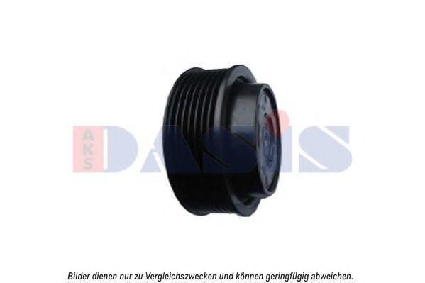Электромагнитное сцепление, компрессор AKS DASIS 855019N