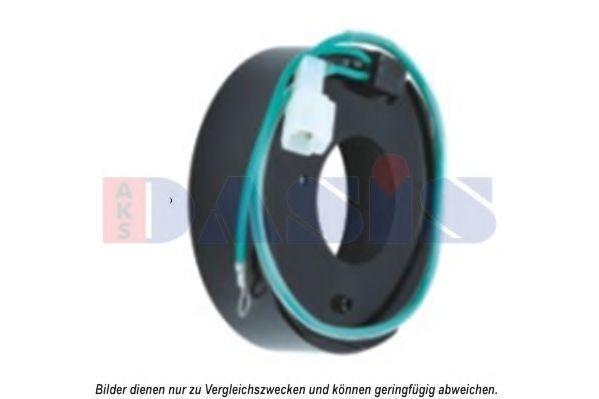 Катушка, электромагнитное сцепление - копрессор AKS DASIS 855021N