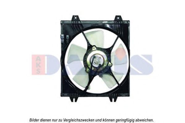 Вентилятор, охлаждение двигателя AKS DASIS 148051N