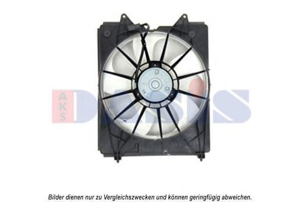 Вентилятор, охлаждение двигателя AKS DASIS 108014N
