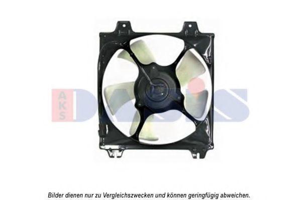 Вентилятор, охлаждение двигателя AKS DASIS 148052N