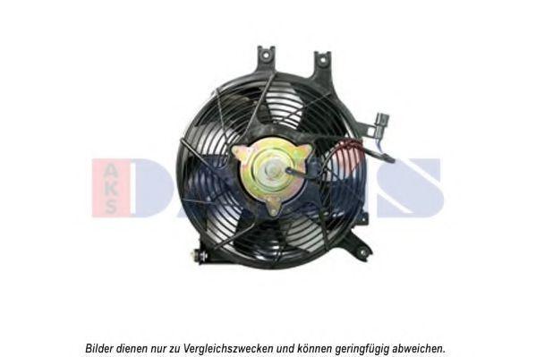 Вентилятор, охлаждение двигателя AKS DASIS 148053N