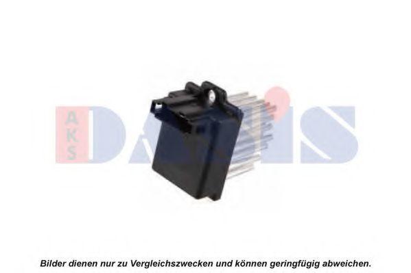 Регулятор, вентилятор салона AKS DASIS 048119N