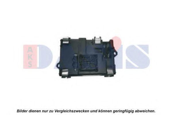 Регулятор, вентилятор салона AKS DASIS 048118N