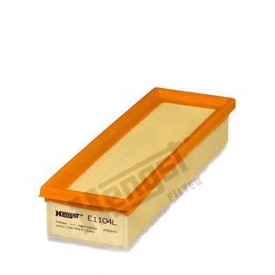 Фильтр воздушный HENGST FILTER E1104L