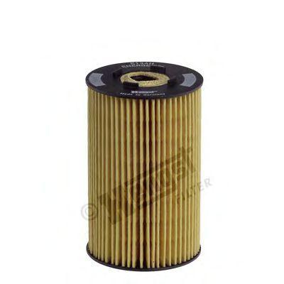 Фильтр масляный HENGST FILTER E134H D06