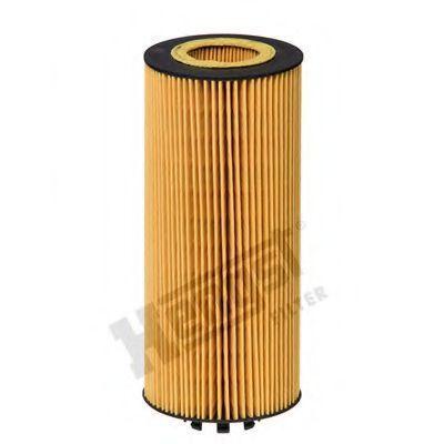 Фильтр масляный HENGST FILTER E181H D252