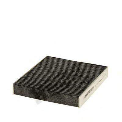 Фильтр салона угольный HENGST FILTER E1990LC
