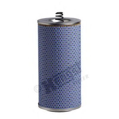 Фильтр масляный HENGST FILTER E251H D11
