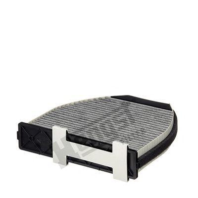Фильтр салона угольный HENGST FILTER E2954LC03