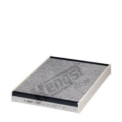 Фильтр салона HENGST FILTER E3901LC