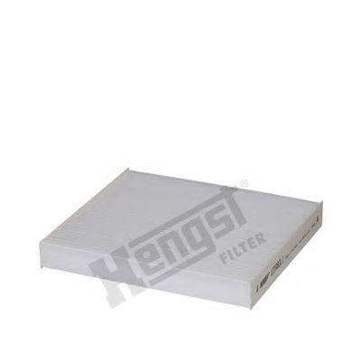 Фильтр, воздух во внутренном пространстве HENGST FILTER E3980LI
