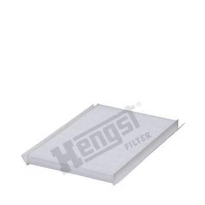 Фильтр, воздух во внутренном пространстве HENGST FILTER E3981LI