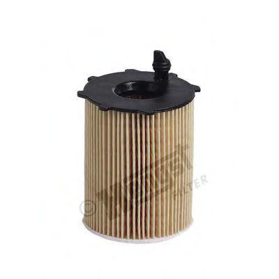 Фильтр масляный HENGST FILTER E40HD105
