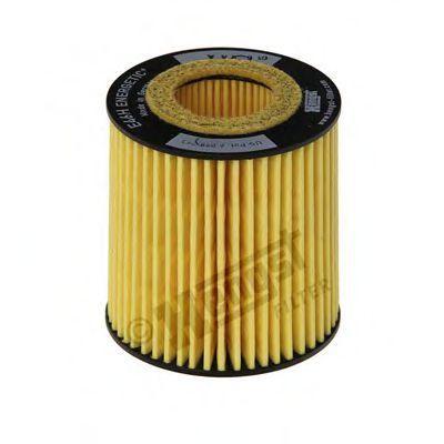 Фильтр воздушный HENGST FILTER E46HD126