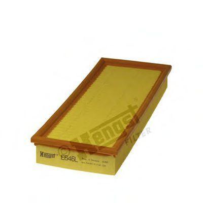 Фильтр воздушный HENGST FILTER E 646 L