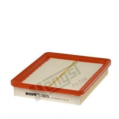 Фильтр воздушный HENGST FILTER E883L