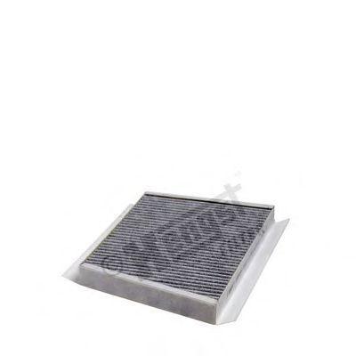 Фильтр салона угольный HENGST FILTER E970LC