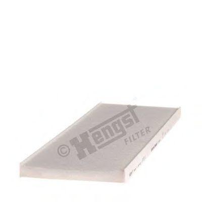 Фильтр, воздух во внутренном пространстве HENGST FILTER E995LI