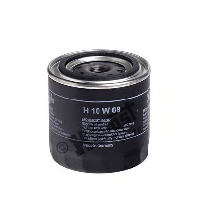 Фильтр масляный HENGST FILTER H10W08