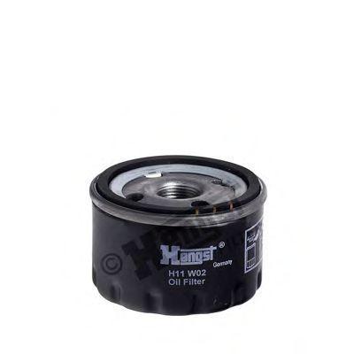 Фильтр масляный HENGST FILTER H11W02