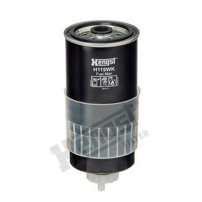 Фильтр топливный HENGST FILTER H119WK