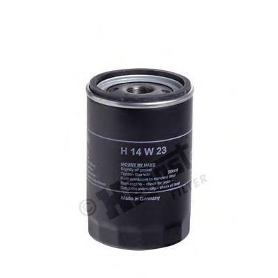 Фильтр масляный HENGST FILTER H14W23
